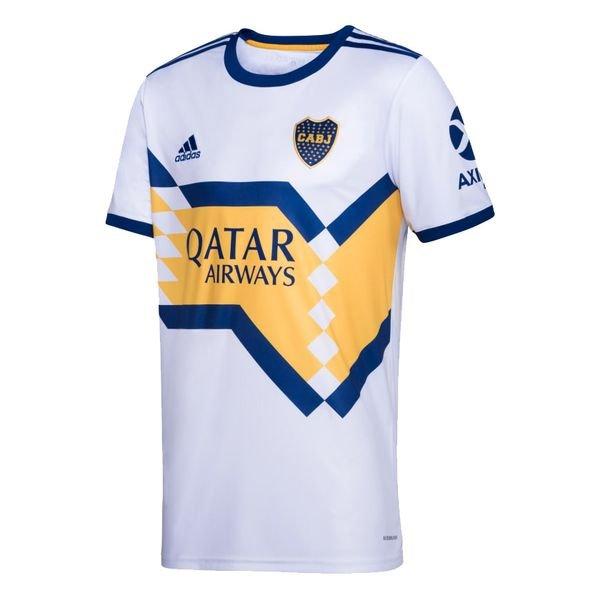 Футболка Бока Хуниорс гостевая сезона 2020-2021